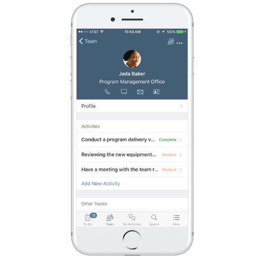 iOS Apps for Enterprise Mobility   SAP and Apple
